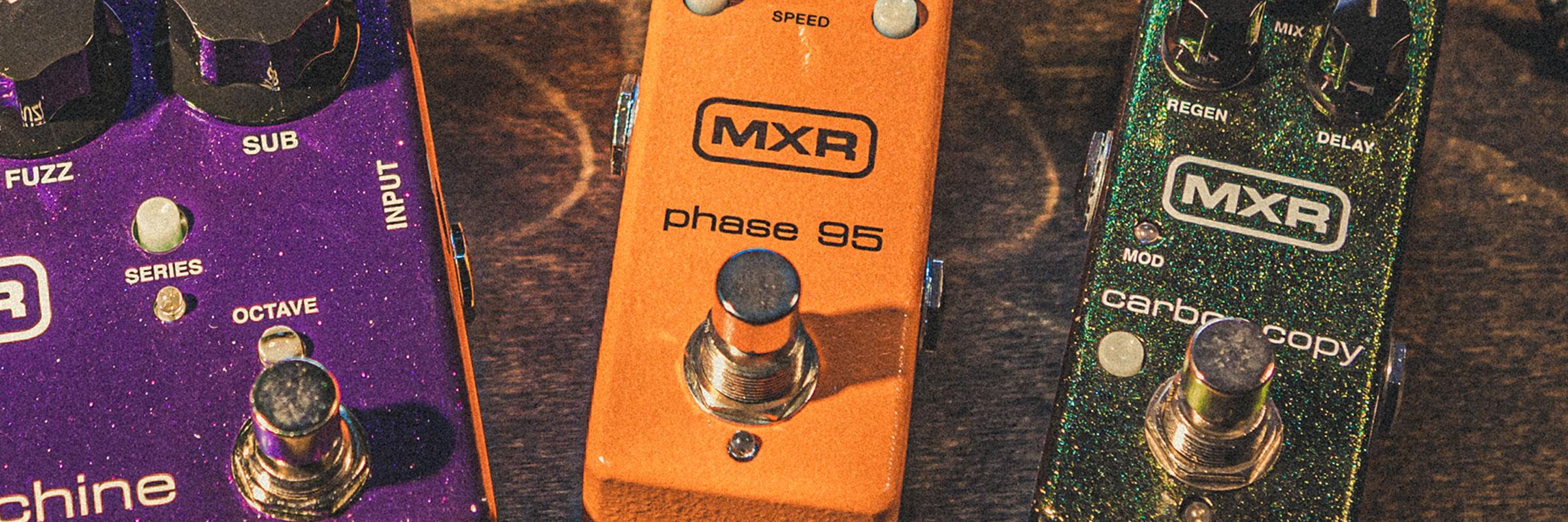 MXR<sup>®</sup> PHASE 95